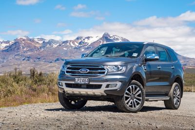 Road test: is the Ford Everest the ultimate road-trip companion?