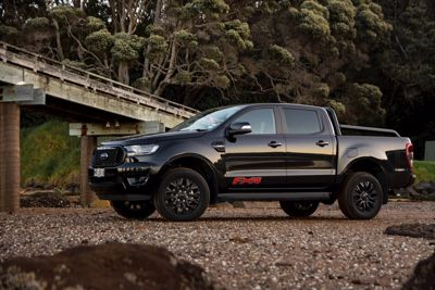 Driven says farewell to their long-term Ford Ranger FX4