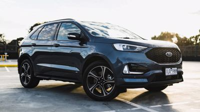 Endura edges Ford into new territory