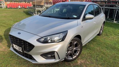 Sunday Drive: Ford Focus ST-Line