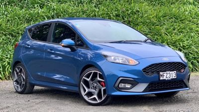 Road test review: Ford Fiesta ST