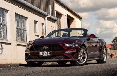 Five reasons the new Ford Mustang smashes the old one