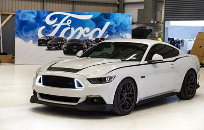 Ready to rock: RTR Ford specialists launch in New Zealand