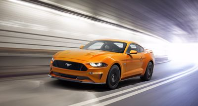Confirmed: New 2018 Ford Mustang arriving in New Zealand!