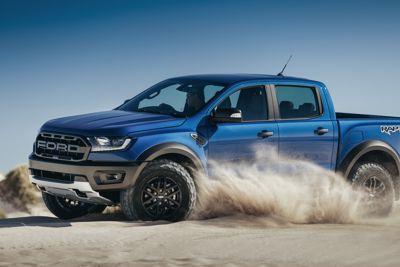 Ford reveal tough Ranger Raptor based on F-150 for NZ