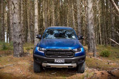 Ford Ranger Raptor named Australian 4X4 of the Year