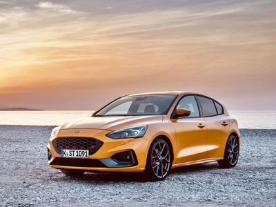 Road test review: Ford Focus ST
