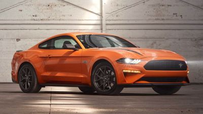 Ford unveils Mustang 2.3L High Performance Package
