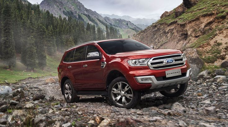 Ford vehicles accessories