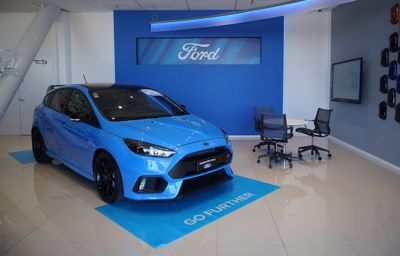 A new look, a new experience. Ford Link is open now!