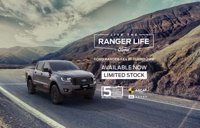 Live The Ranger Life
