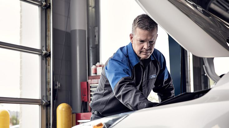 Central Motor Group Ford Service Specials