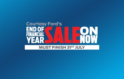 End Of Year Financial Sale Now On