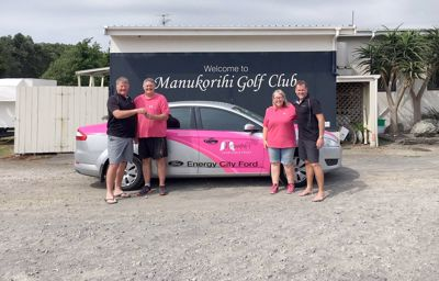 Energy City Ford support the Mellowpuff Charitable Trust