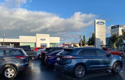 Energy City Motors Dealership upgrade