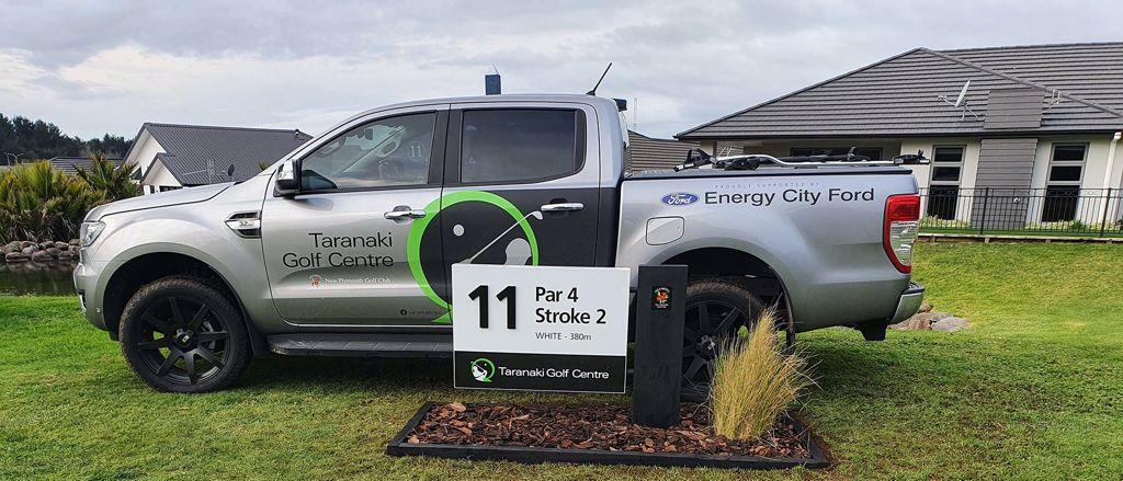Energy City Ford Taranaki Sponsorships