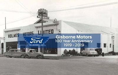 Gisborne Motors 100 year Anniversary