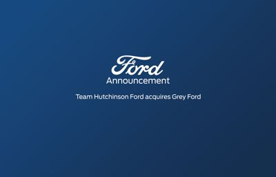Team Hutchinson Ford acquires Grey Ford