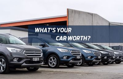 What's your car worth?