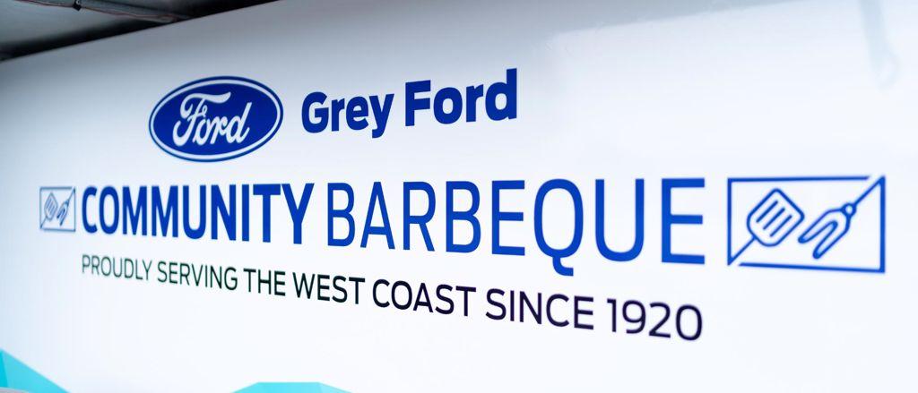 Sponsorship   Grey Ford Greymouth