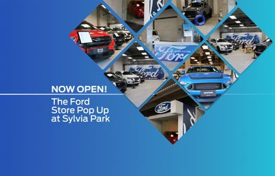Now Open! The Ford Store Pop Up at Sylvia Park
