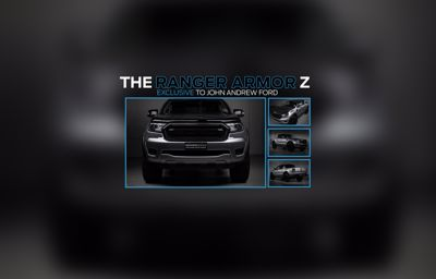 The Ranger ARMOR Z | Exclusive to John Andrew Ford