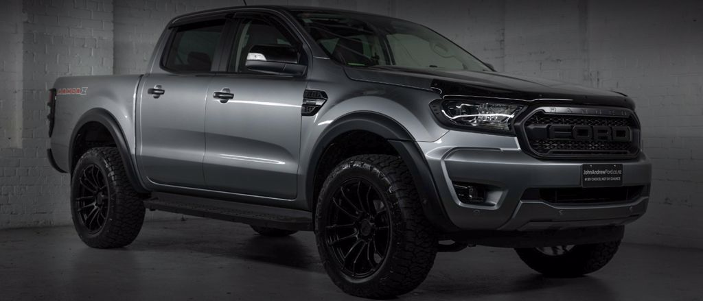 John Andrew Ford Custom Ranger Special Edition