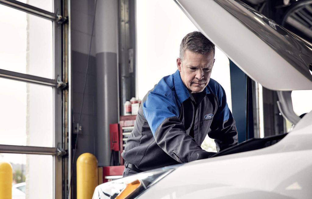 John Andrew Service | Ford Service