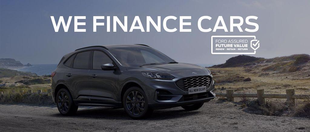 Ford Finance | John Andrew Ford
