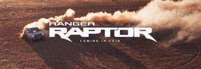 Ford Ranger Raptor coming in 2018!