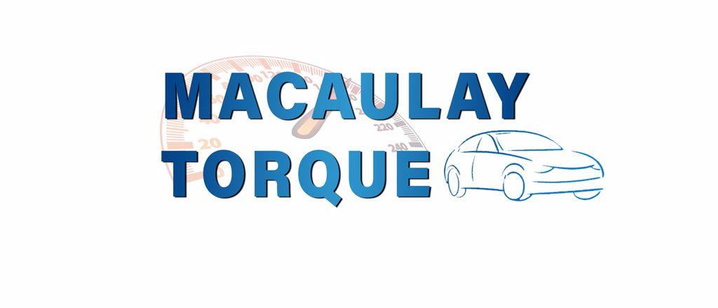 Macaulay Torque Newsletter