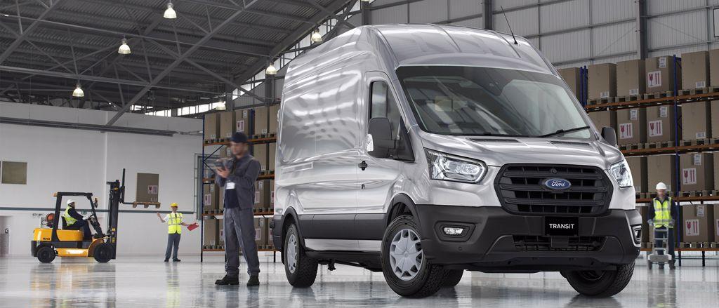 Ford Fleet | Macaulay Ford Invercargill & Queenstown