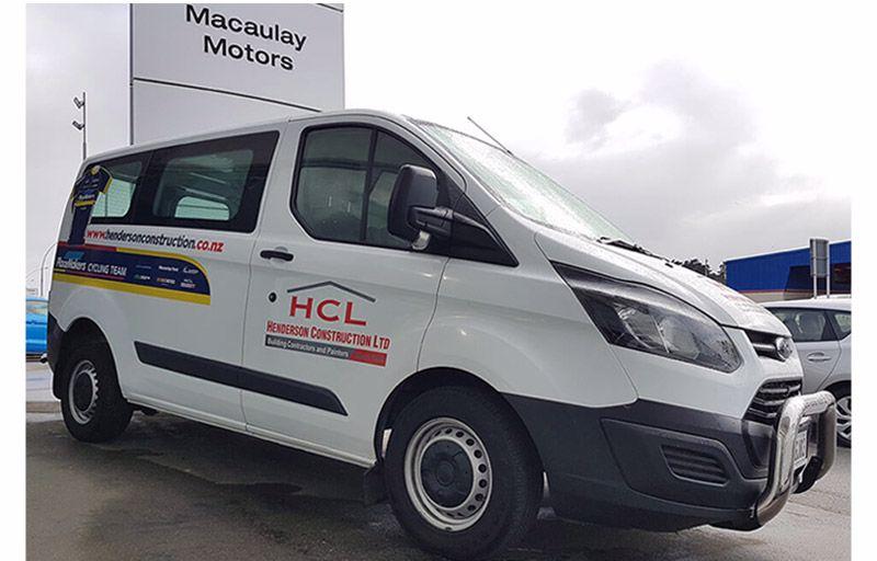 Southland Community Sponsorships   Macaulay Ford