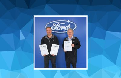 Stuff.co.nz Top Cars Awards - Ford win 3 categories!