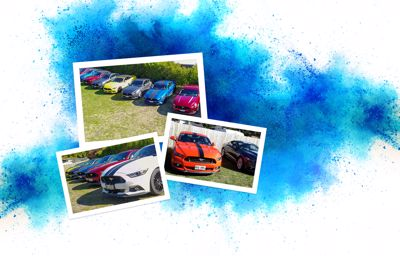 The 2nd annual MS Ford Mustang Drive
