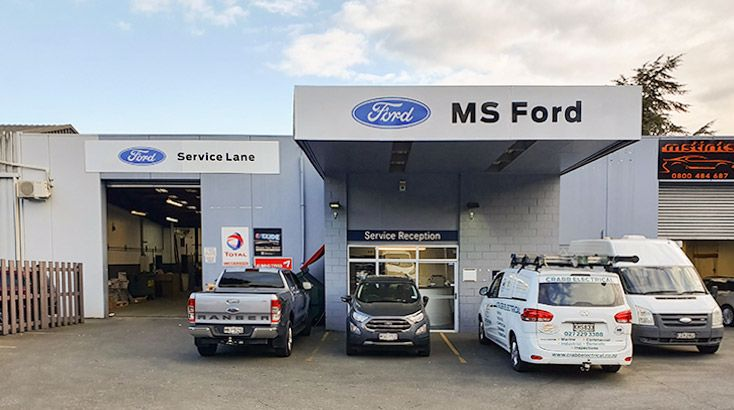 Ford Service MS Ford Nelson