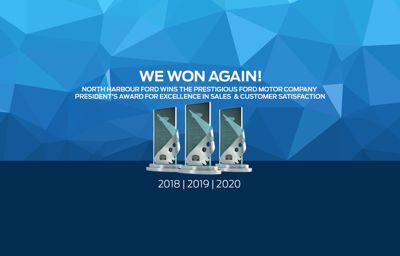 We Won Again!