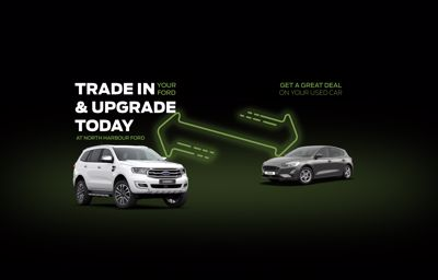 Trade In Your Ford And Upgrade Today
