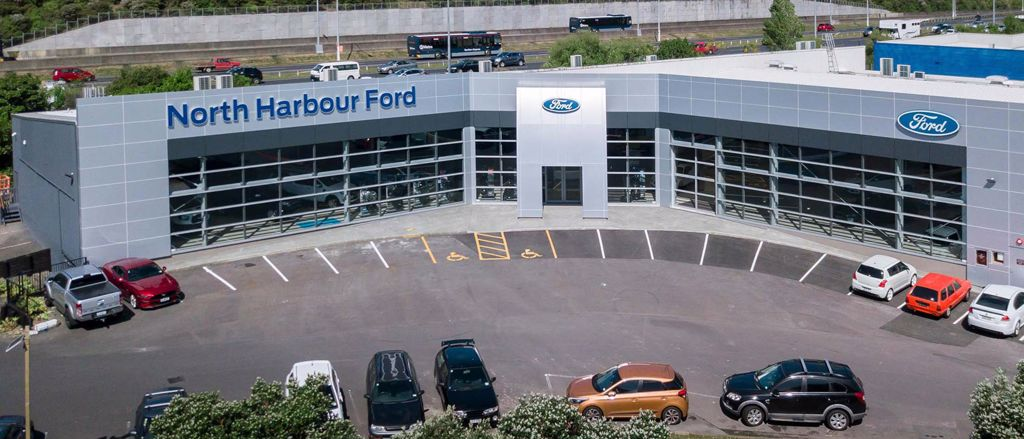 The Ford Store, AHG NZ's newest dealership