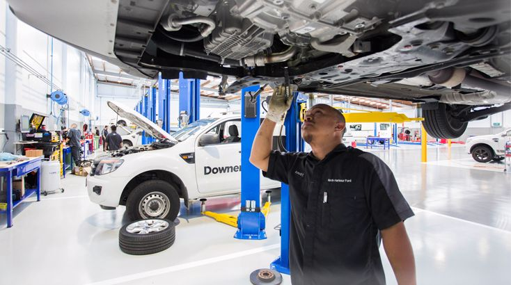 North Harbour Ford Service Specials