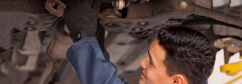 Servicing your Ford