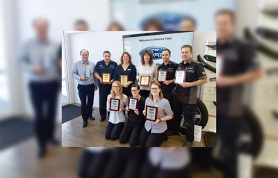 Congratulations to all our Ford Guild achievers!