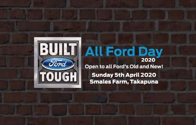 All Ford Day 2020