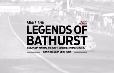 Meet the Legends of Bathurst