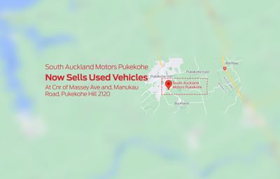 South Auckland Motors Pukekohe Now Sells Used Vehicles