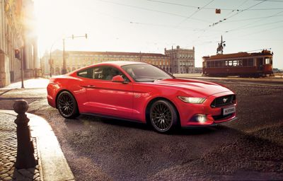 Win a brand new Ford V8 Mustang GT to drive for 10 days!