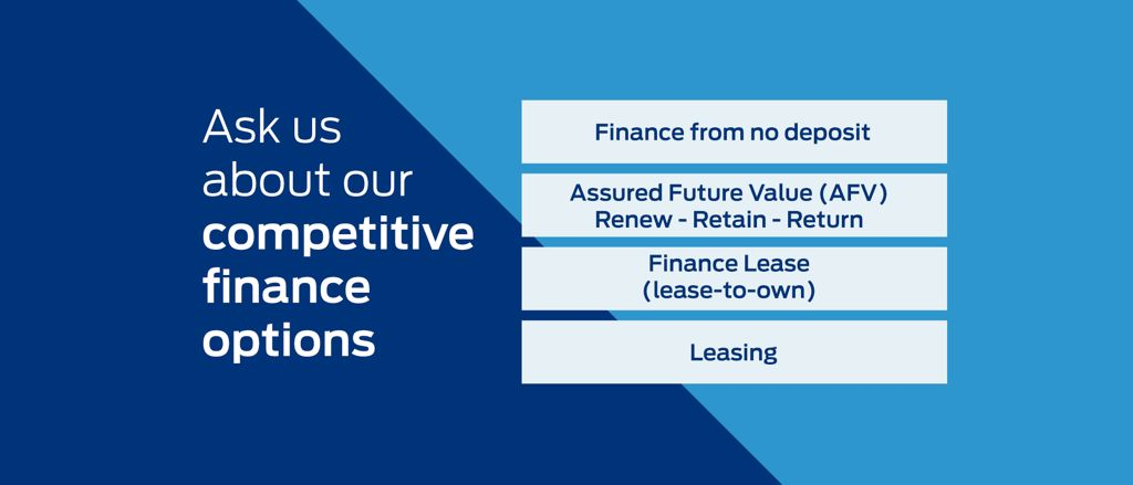 Ford Vehicle Finance Options | South Auckland Ford