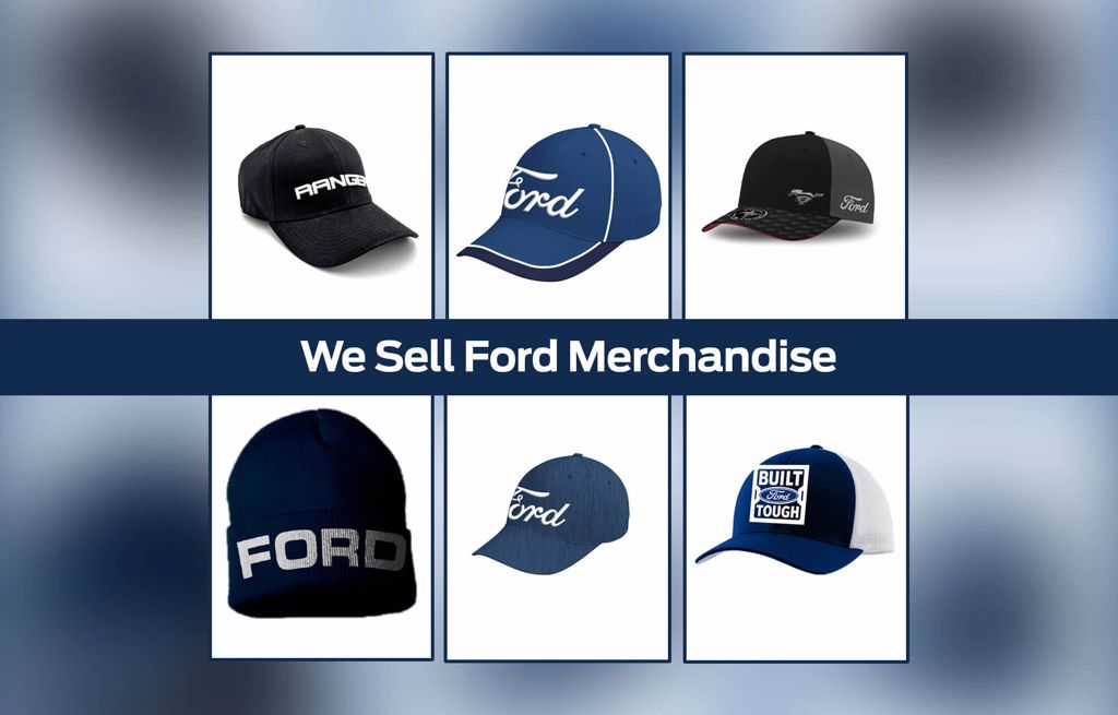 Ford Merchandise   South Auckland Ford