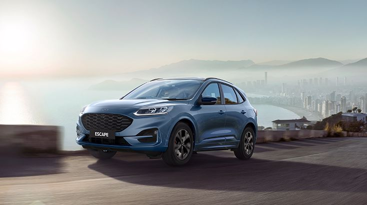 All-New Ford Escape - Coming Soon