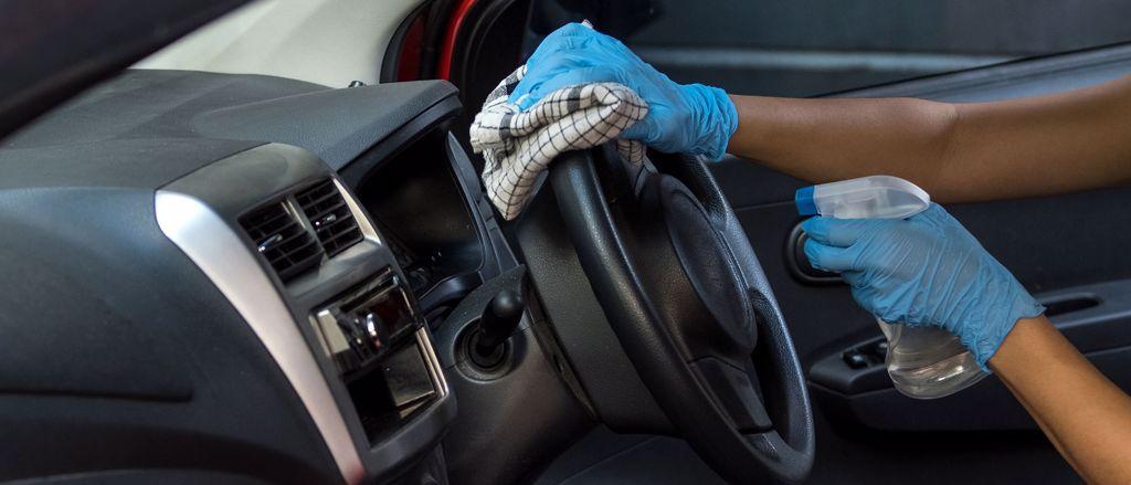 vehicle sanitisation